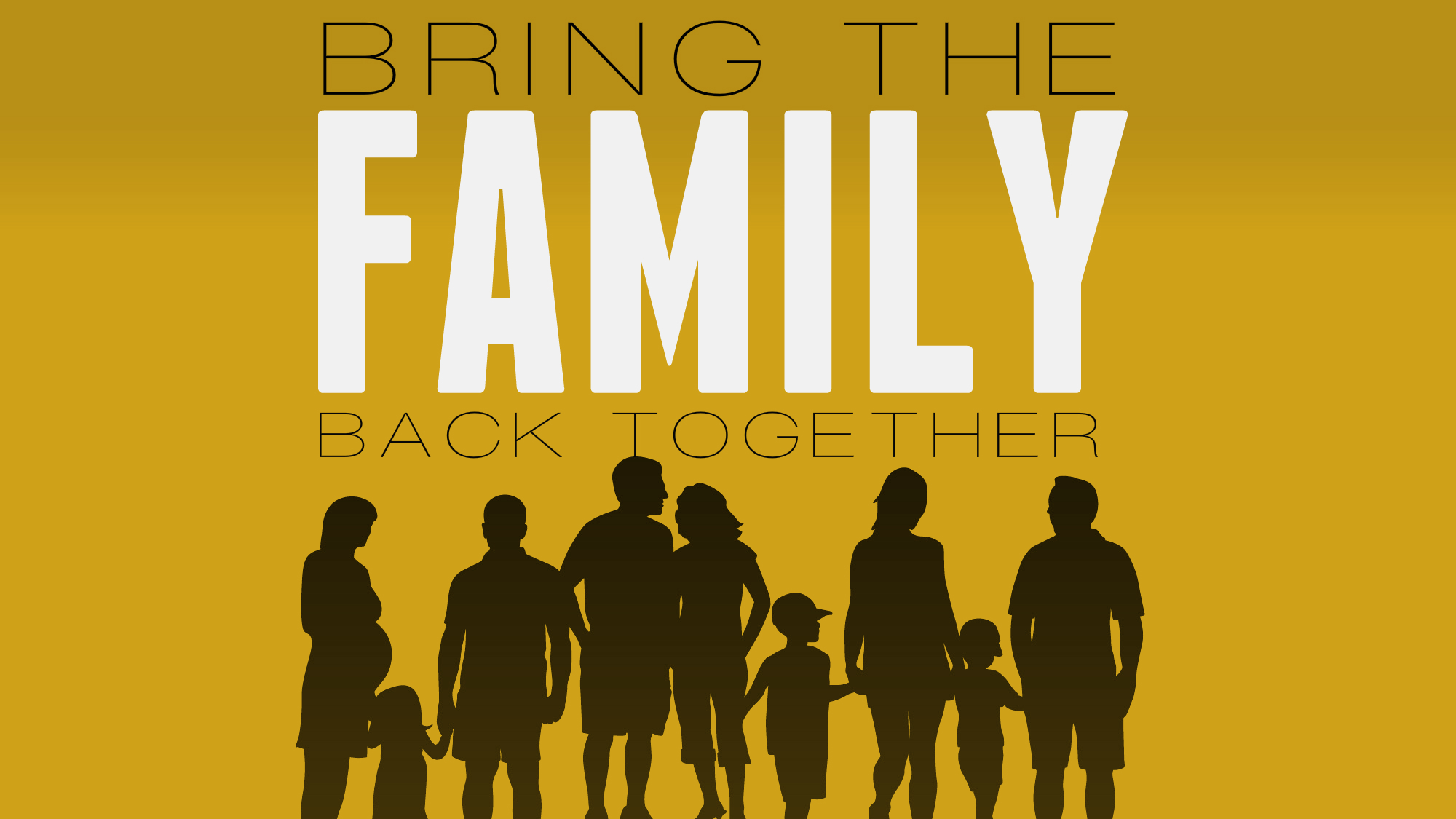 family togetherness Tips for busy families have a healthier, happier family and live a longer and smarter life with these tips.